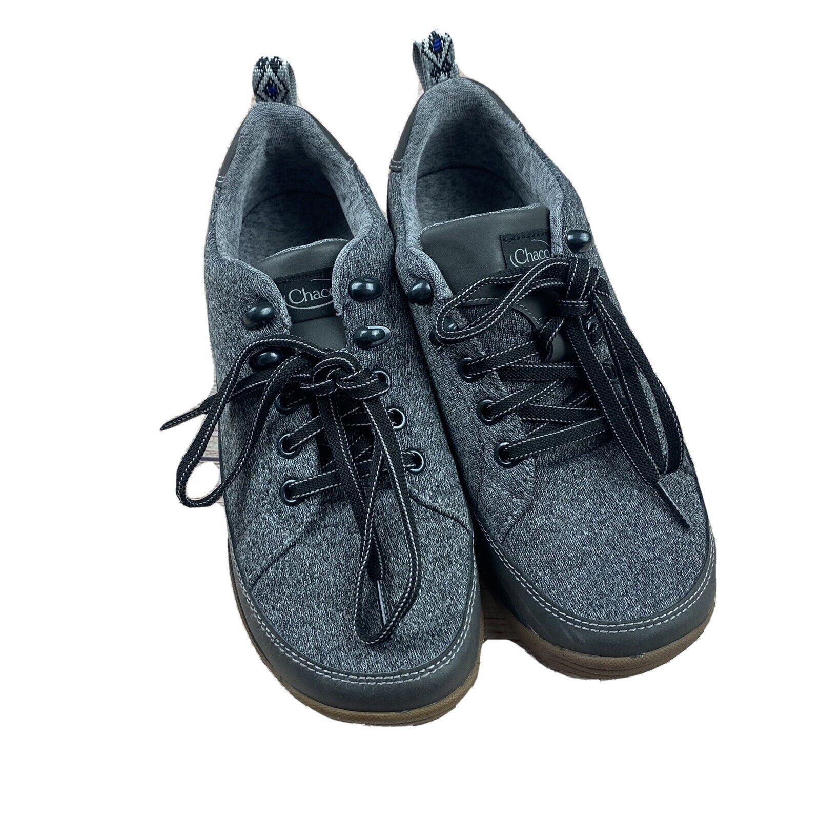 Chaco Footwear JCH107418 Women's Kanarra Wet Weather Casual Sneakers Sz 6 EUC