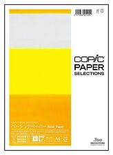 Too Copic JAPAN Sketch Premium Basic Paper Papers Manga Drawing Art A4 20sheets