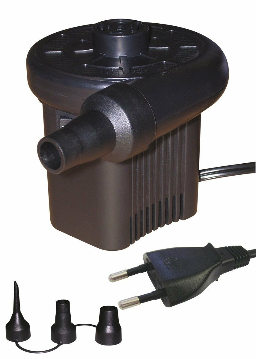 Jobe Pumpe Luftpumpe Fusspumpe 12V SchlauchStiefel 230V Tube Towable SchlauchStiefel 12V Luftmatraze 2a9821
