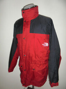 2x-vintage-90s-THE-NORTH-FACE-Jacke-Regenjacke-GoreTex-Fleece-retro-outdoor-L-XL