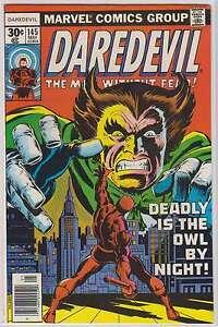 L1192 : Daredevil #145, VF État