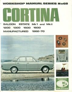 ford cortina mk1 mk2 1200 1500 1600 saloon estate 1962 1970 rh ebay co uk ford escort mk1 manual ford cortina user manual
