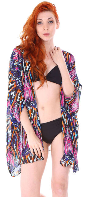 e94409a6f656a Women s Summer Chiffon Beach Wear Cover up Swimwear Beachwear Bikini ...