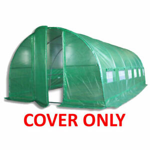 Replacement Cover 3 Sizes For Our Polytunnel Greenhouse