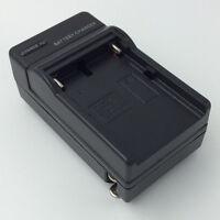 Portable Ac Battery Charger For Sony Cybershot Dsc-s70 Dsc-s75 Dsc-f717 Dsc-f707