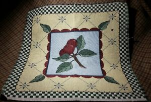 Fabric-Tapestry-Panel-Cherry-Tree-Branch-Unfinished-Wall-Hang-Pillow-Crafter