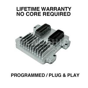 La Foto Se Está Cargando Engine Computer Programado Plug Amp Play 2009 Chevy