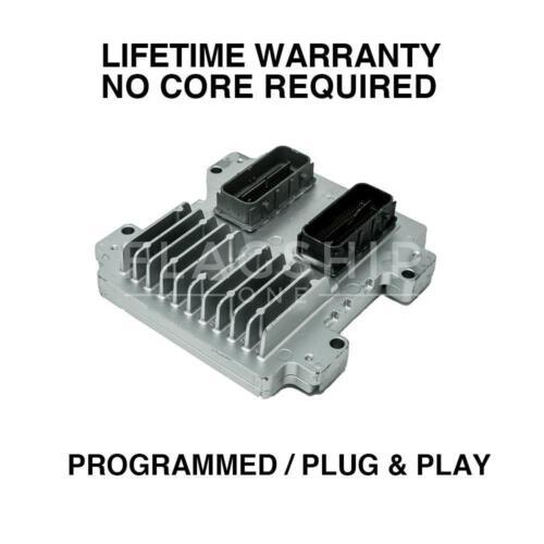 Engine Computer Programmed Plug/&Play 2009 Chevy Silverado 1500 4.3L PCM ECM