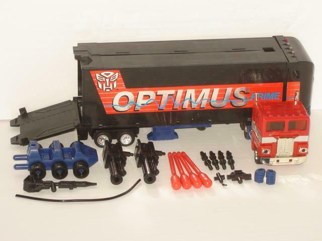 G2 TRANSFORMER AUTOBOT OPTIMUS PRIME COMPLETE  3  LOTS OF PICS ELECTRONICS WORK