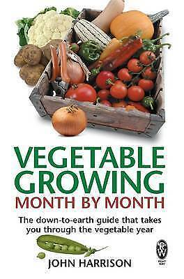 1 of 1 - Vegetable Growing Month-by-month: The Down-to-earth Guide That Takes You...