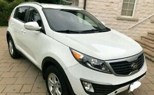 2013 Kia Sportage Perfect Condition - NO ACCIDNET