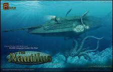 Pegasus 20,000 Leagues Under the Sea NAUTILUS Submarine model kit  1/144
