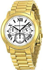Fecha Kors Cooper Michael De Esfera Blanca Para Original Título Mk5916 Mujer Ver Detalles Reloj Cronógrafo Tl15FKJuc3