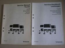 Service manual Wiring diagram Volvo Truck FL6  (LHD) 06.2000 Schaltpläne
