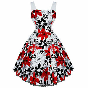 Hearts-and-Roses-London-Red-White-Floral-50s-Vintage-Party-Swing-Dress