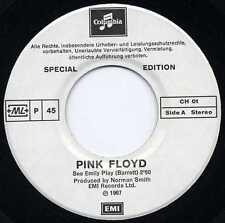 "PINK FLOYD ""SEE EMILY PLAY"" RE SWITZERLAND 1967/77 EX"