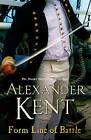 Form Line of Battle by Alexander Kent (Paperback, 2006)