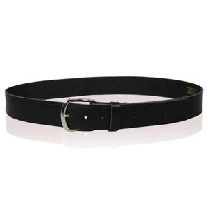 MENS-REAL-LEATHER-BELT-BLACK-1-5-034-FULL-LEATHER-BELTS-MADE-IN-ENGLAND-26-034-55-034