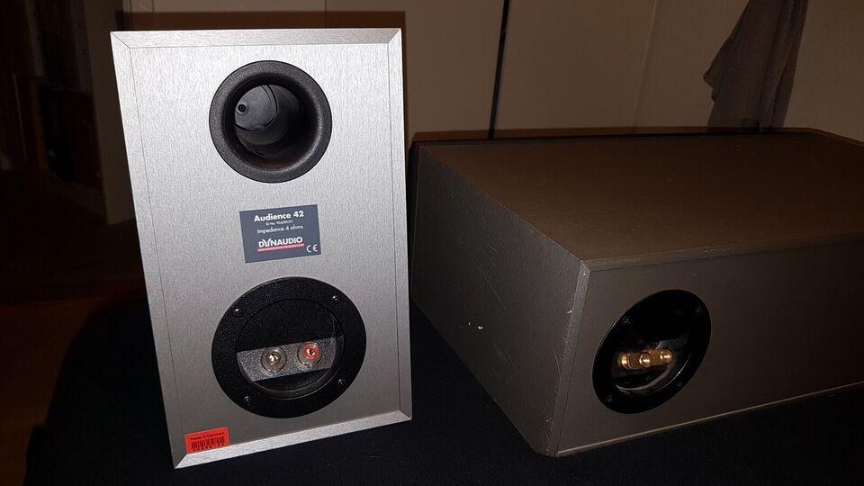 Dynaudio, Audience 42 + Audience 122 C, 3.0 højttalersæt