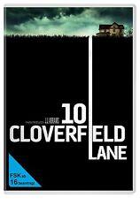 10 CLOVERFIELD LANE   DVD NEU