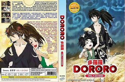 2019 Dororo (VOL.1 - 24 End) ~ All Region ~ Brand New ...
