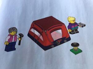 Zabawki konstrukcyjne LEGO Zestawy LEGO Lego City Vater mit Baby aus 60202 NEU Minifigur