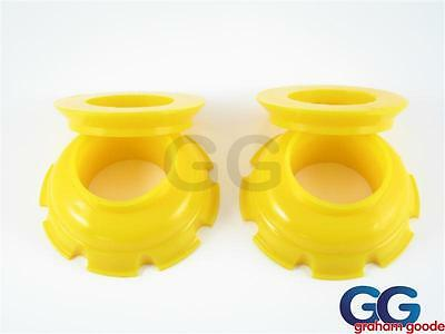 Ford Sapphire Cosworth 2WD Powerflex Front Top Suspension Strut Mounts PFF19-199