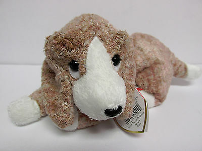 PE Pellets Mint w// Tag Ty Beanie Babies Sniffer the puppy dog 2000