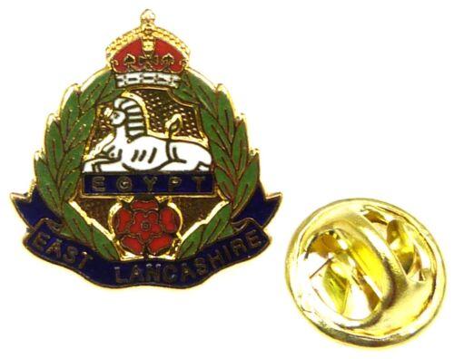 East Lancashire Regiment Lapel Pin Badge