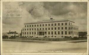 Longview-WA-Hospital-c1920-Real-Photo-Postcard