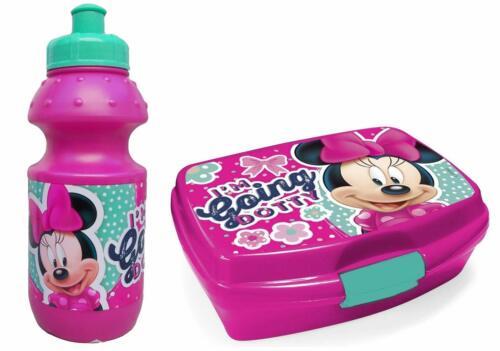 Minnie Mouse Disney 3D con Maschera Set 5pezzi Zainetto Zaino 3D scuola asilo