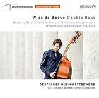 Wies de Boev', Double Bass (CD, Sep-2016, Genuin (Label))