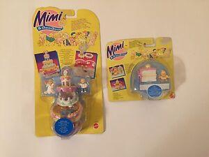 Mimi & Goo Goos Wedding Cake Bride Mattel Dolls Mattel Polly pocket