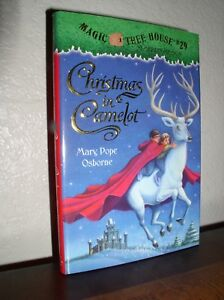 Magic Tree House Merlin Mission:Christmas in Camelot #29 by Mary ...