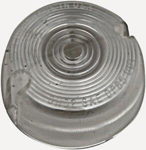 clear turn signal lens harley dyna wide glide fxdwg 93. Black Bedroom Furniture Sets. Home Design Ideas