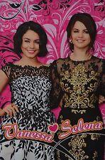 SELENA GOMEZ & VANESSA HUDGENS - A3 Poster (ca. 42 x 28 cm) - Clippings Sammlung