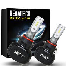 Beamtech 9005 Hb3 Led Headlight Bulbs High Beam 9145 9140 H10 Fog Light 6500k