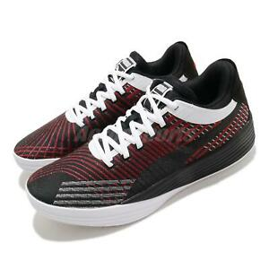 Puma-Clyde-All-Pro-Black-Red-White-Men-Basketball-Shoes-Sneakers-194039-05