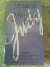 """Judy Garland """"Meet me in St. Louis"""" on VHS BRAND NEW store#2655"""