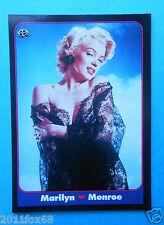 figurines cromos figurine masters cards #28 marilyn monroe 1993 actress attrici