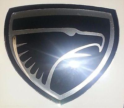 Eagle Talon Front Emblem 90-91 Carbon Fiber