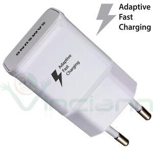 Fuente-de-alimentacion-rapido-pared-USB-SAMSUNG-original-Rapido-para