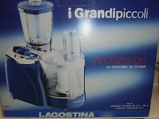 ROBOT_MACCHINA CUCINA Archimede LAGOSTINA Girmi-Kitchen food processor-