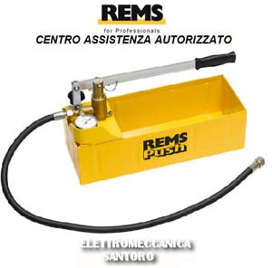 Pompa Manuale Rems Push 115000