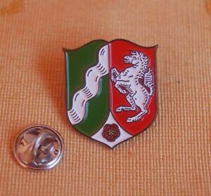 Nordrhein-Westfalen-NRW-Schild-Pin-Anstecker-Badge-Button-TOP