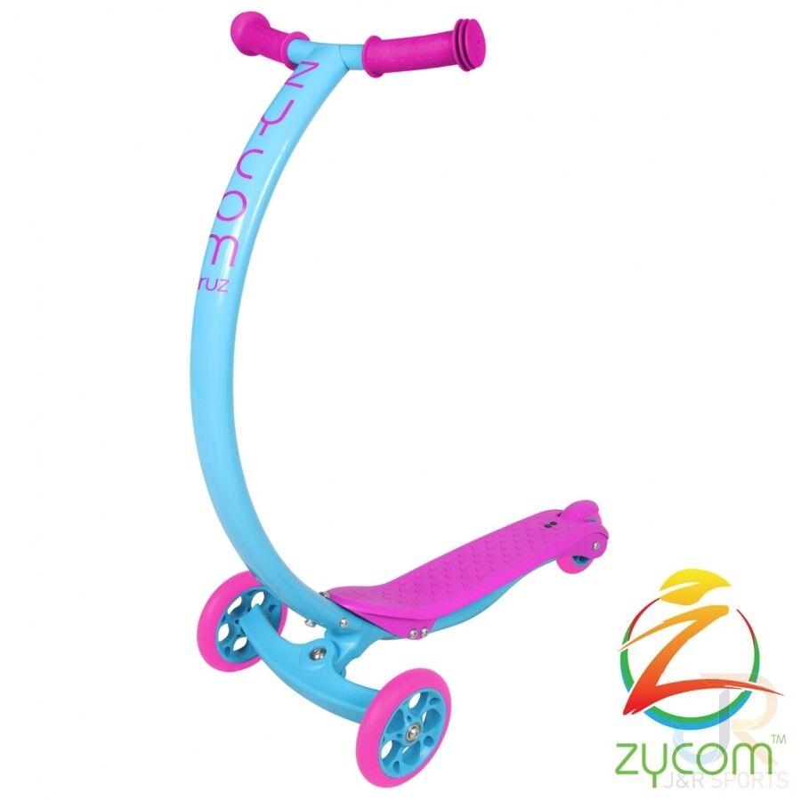 Zycom C100 Cruz Kids Mini Scooter - bluee   Pink