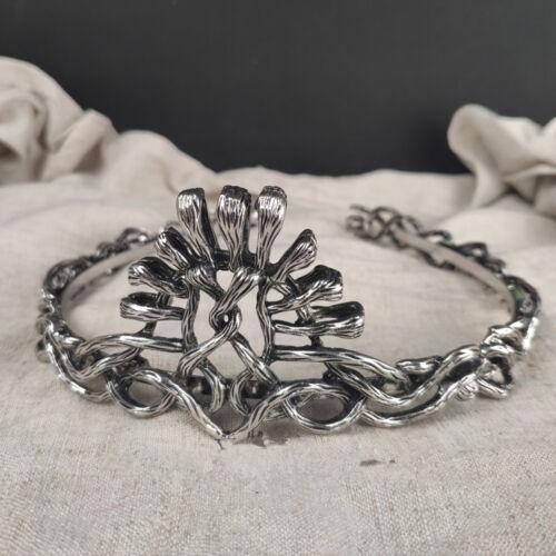 Game of Thrones Cersei Lannister Crown Hair Hoop Vintage Wedding Headband Props