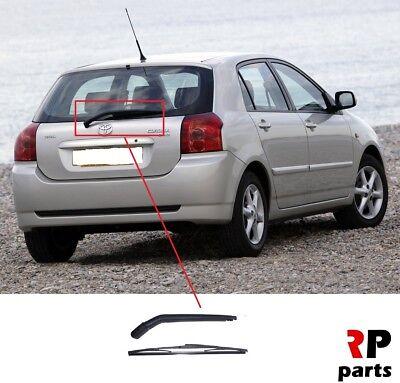 Windscreen Wiper Arm 2000-2007 Blade Rear Fits Toyota Corolla
