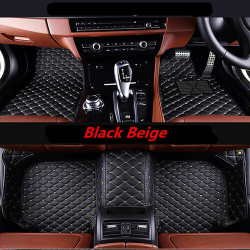 2013-2018 Car Floor Mats For Peugeot 2008 Estate left//right hand drive -/&CU/_