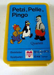 Quartett-Petzi-Pelle-Pingo-Bielefelder-Nr-0172